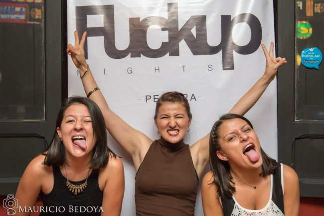 3. FuckUp Nights Pereira Vol. II