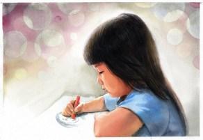 【真實案例】8歲女孩平安渡過手術與化療