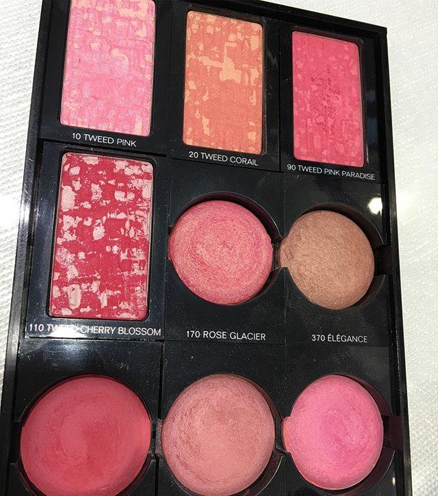 #Chanel blush 6890 yen