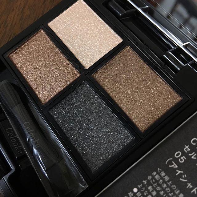 #celvoke LE palette 057366 yen