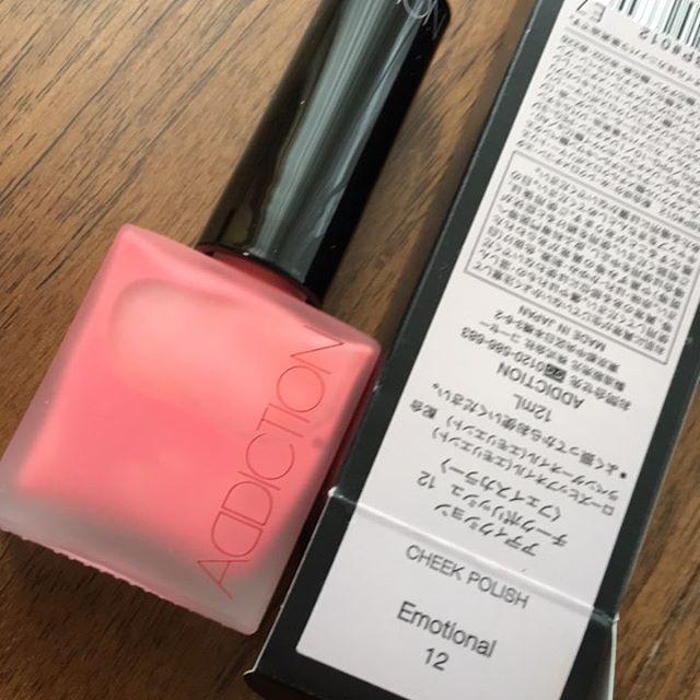 #ADDICTION cheek polish 123326 yen