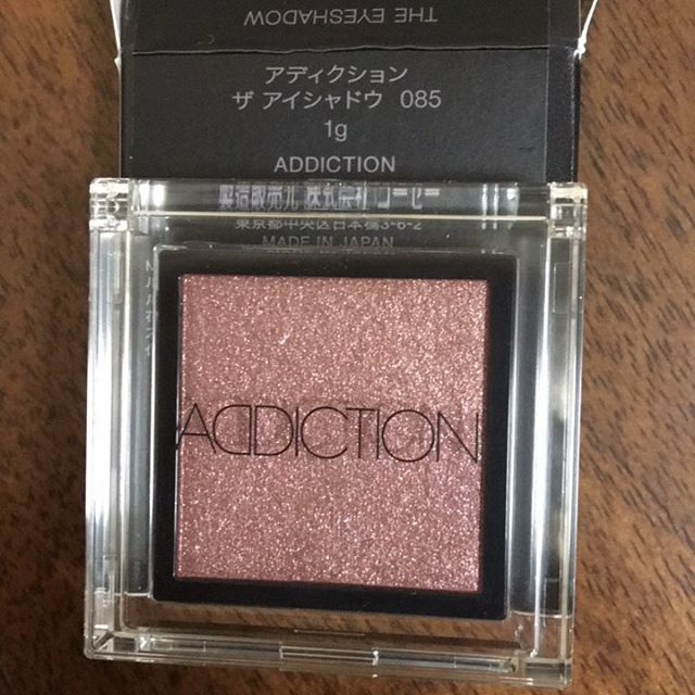 #addiction eyeshadow 85