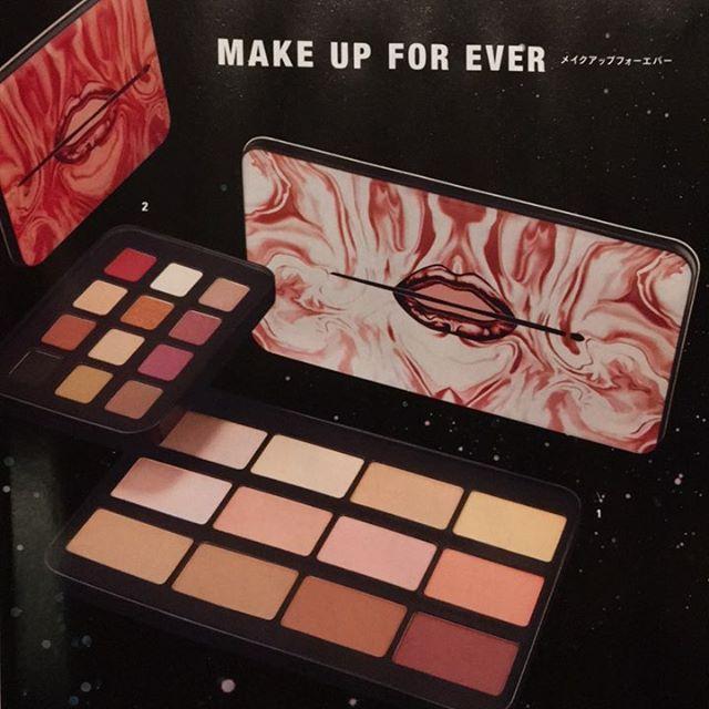 #makeupforever