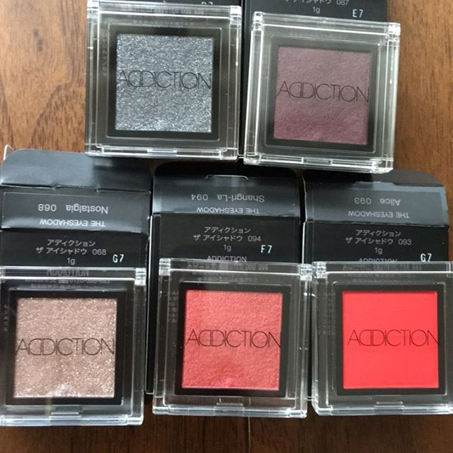 #addiction eyeshadow 006087068094093
