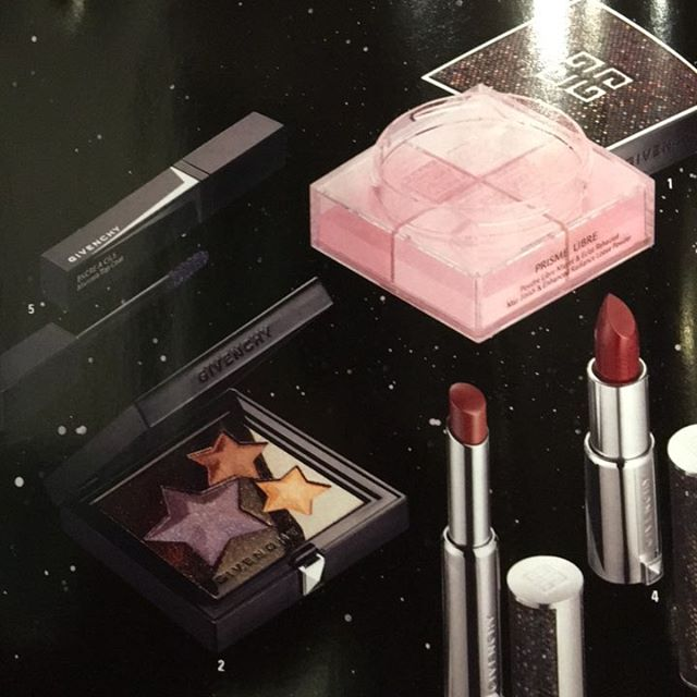 #Givenchy Holiday limited