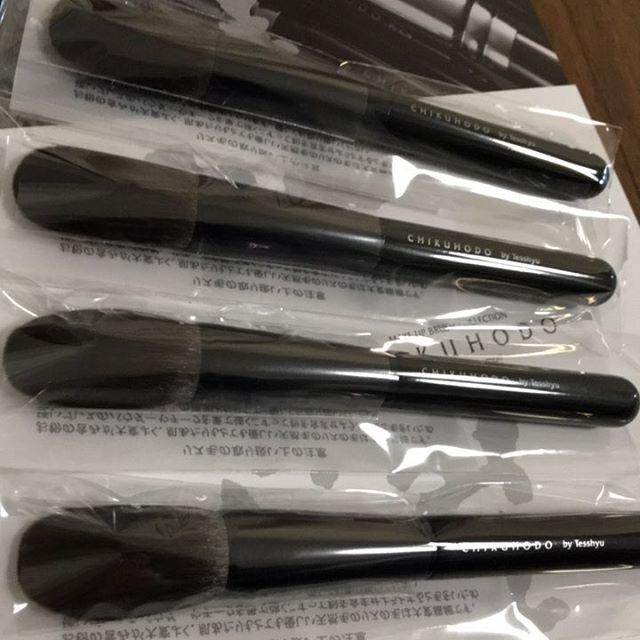 #chikuhodo Z4 cheek grey squirrel 6500 yen