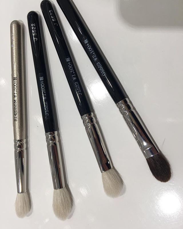 Brush comparison