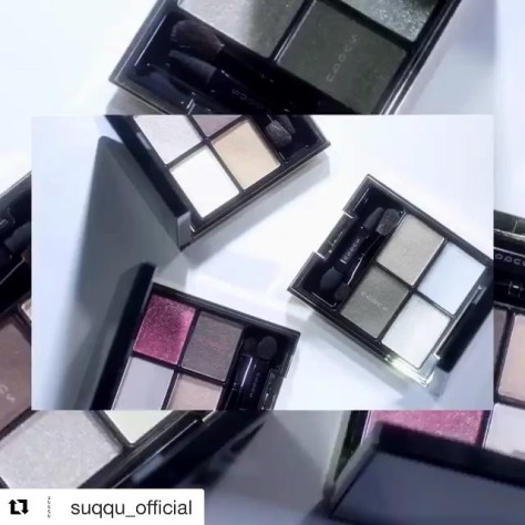 #suqqu 2018 from Jan 19http://www.suqqu.com/promo/SS2018_color/product/index.html#Repost @suqqu_official (@get_repost)・・・ほどける色×繊細で煌びやかなグリッター。金銀の色艶で、目元から春へ。デザイニング カラー アイズ #suqqu #スック #2018spring #cosmetics #designingcoloreyes