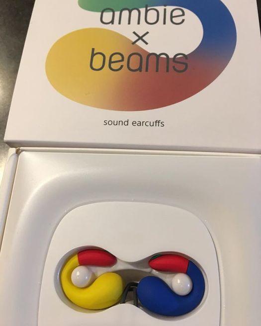#beams ear cuffs