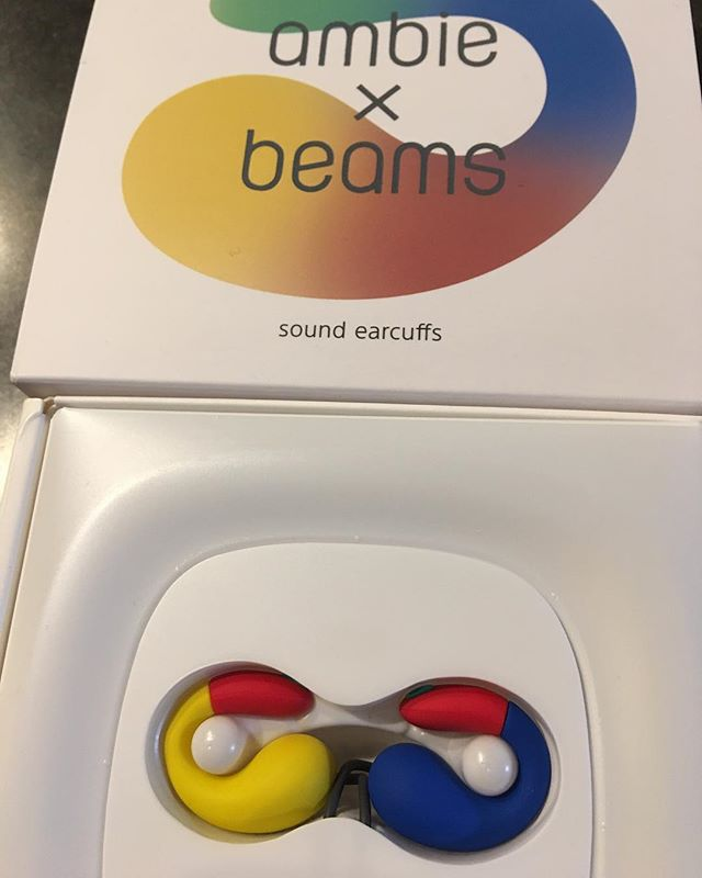 #beams ear cuffs