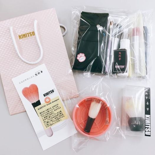 #Kihitsu Lucky bag example: 12000 Yen