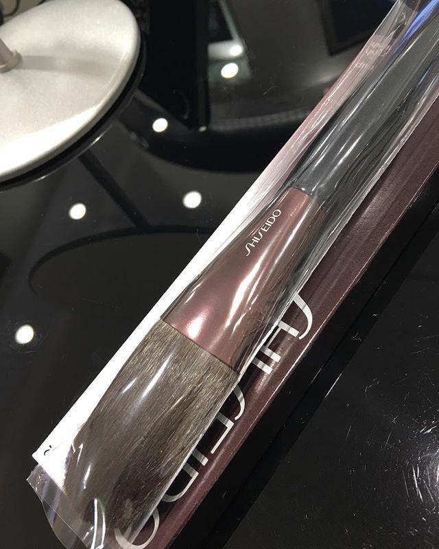 #shiseido powder brush 6534 Yen