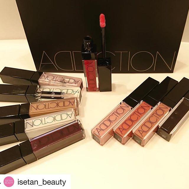 #addiction lipgloss pure #Repost @isetan_beauty with @get_repost・・・<アディクション>より、リップグロスピュアのご紹介。・軽いタッチでみずみずしいツヤとぷるんとした質感のグロスは、高い透明感とクリアな発色をお楽しみいただけます。肌色に美しく映える、10色のカラーバリエーションでご案内しておりますので、ぜひ店頭でお試しくださいませ。・at ISETAN Shinjuku Main-Building 1FCosmetic Floor・@isetan_beauty#isetan_beauty#isetan#shinjuku#cosme#addiction#lip#イセタンビューティ#伊勢丹#新宿#化粧品#コスメ#メイク#リップ#リップグロス#ツヤ唇#透明感#アディクション