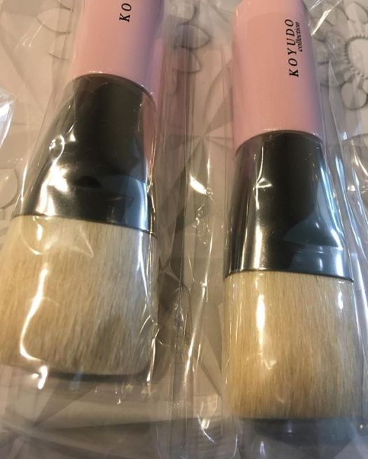 #koyudo fupa 7 p 5760 yen Foundation and shading