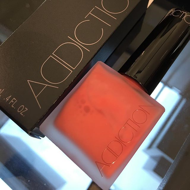 #addiction  cheek polish 12