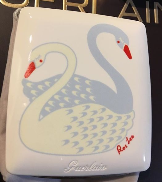 #Guerlain limited case