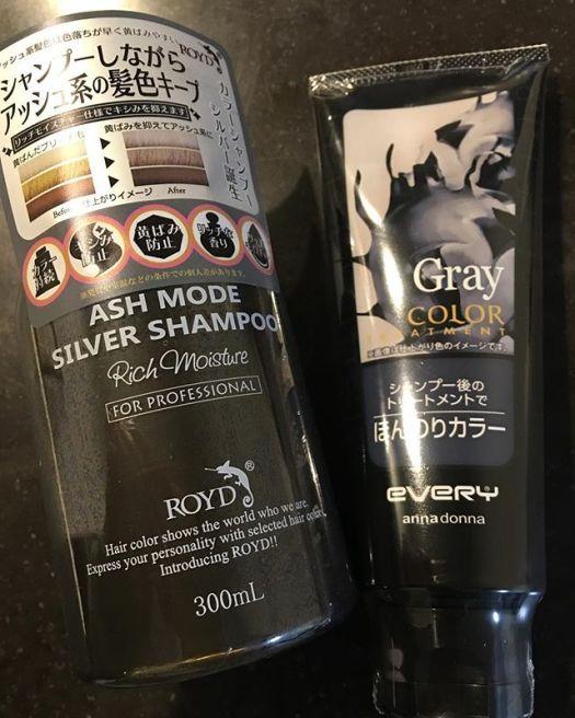 Shampoo and treatment