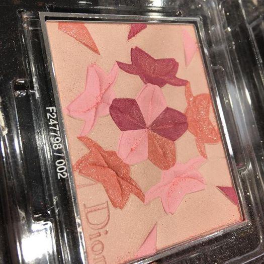 #Dior face powder
