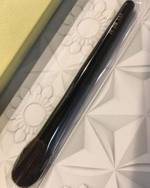 #kyureido cheek 7000 yen grey squirrel : engraved