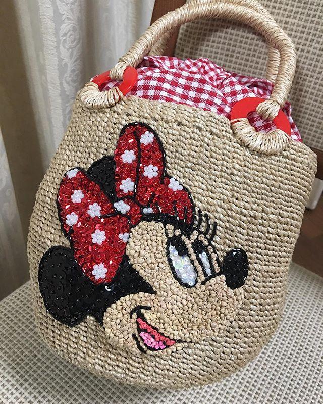 #beams #Minnie bag