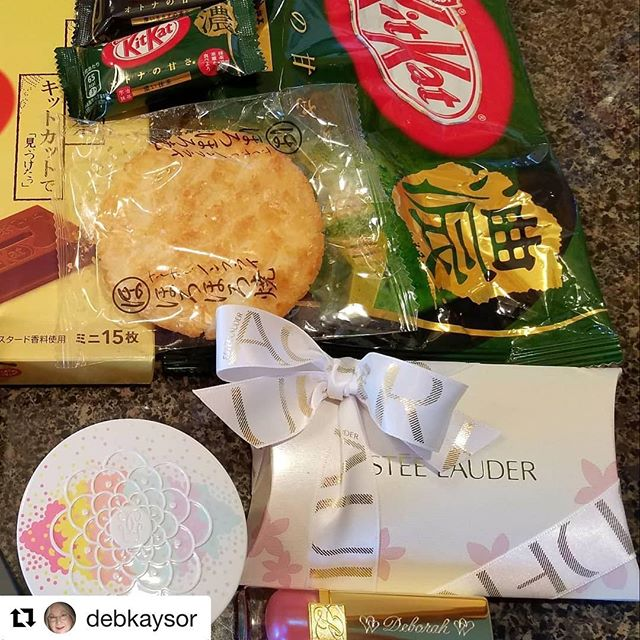 #Repost @debkaysor with @get_repost・・・@#fudejapan Package today from Japan. Too much for one picture. Swipe for other goodies.
