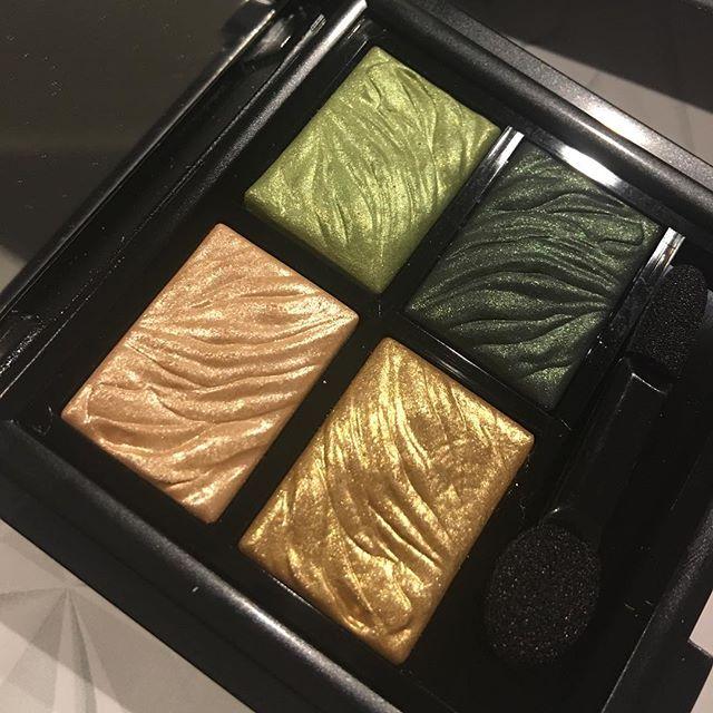 #Astalift #flarosso eyeshadow GR01 (5400 yen )