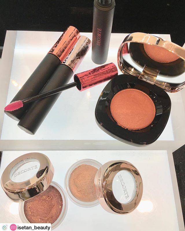 #Decorte Lipgloss Blush