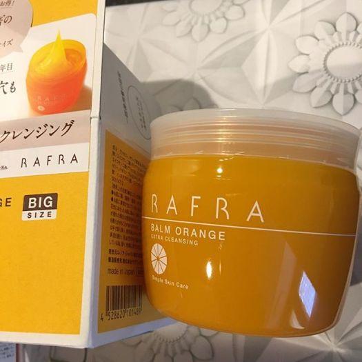 #rafra aroma cleansing
