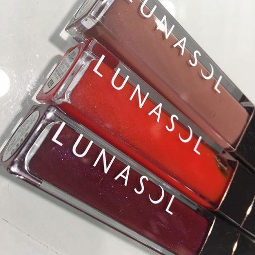 #Lunasol May Limited lipgloss