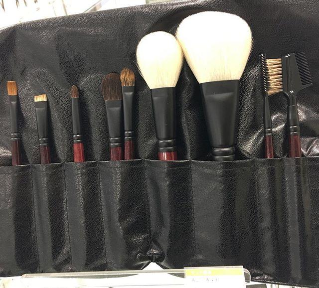 #Hakuhodo Aoyama 9 brush set