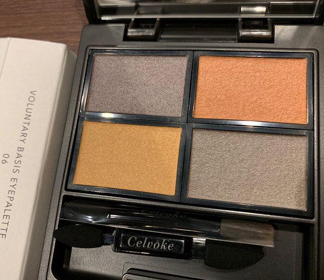 #celvoke eyeshadow 7440 yen 06