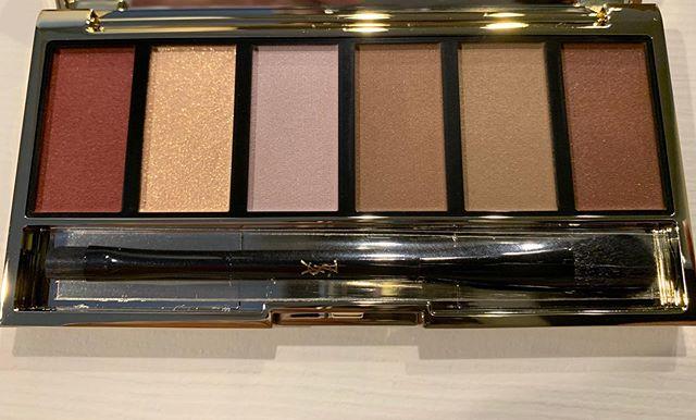 #ysl eyeshadow palette