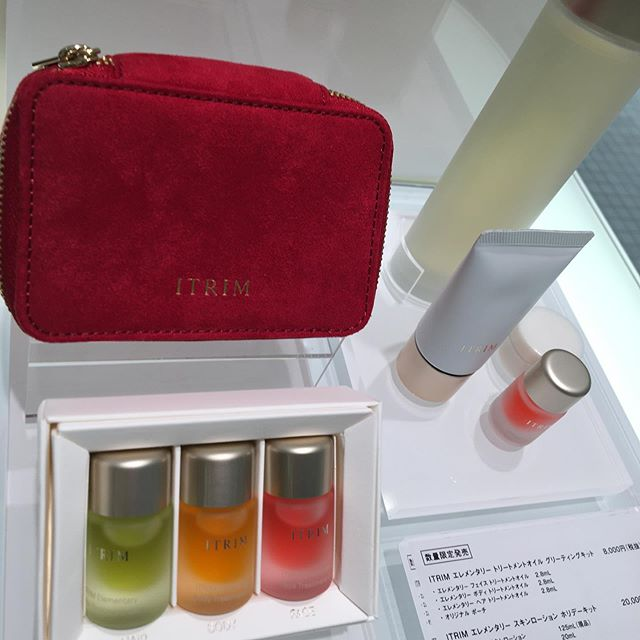 #Itrim new skincare brand of THREE