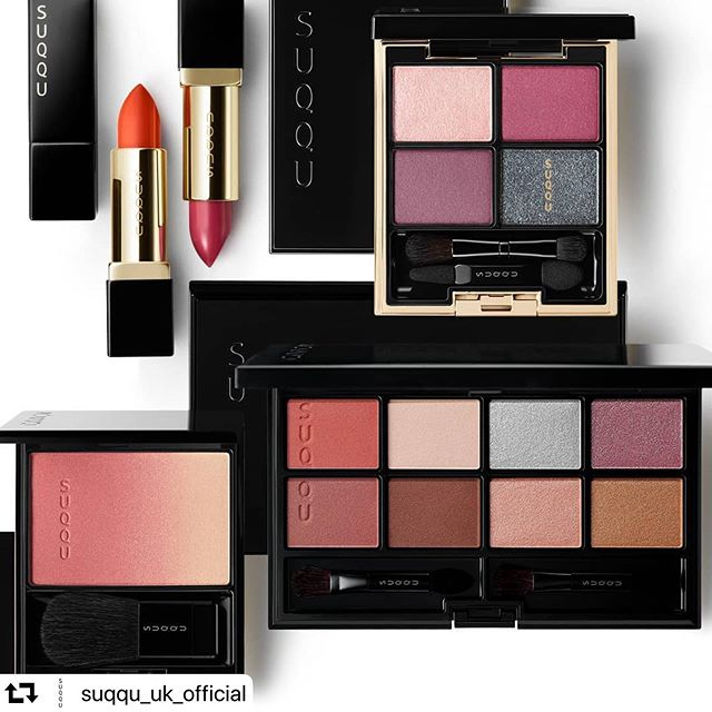 #SUQQU UK limitedPure blush 117(6600 yen)Designing Eyes 127(8160 yen)Eyeshadow compact 102(10800yen )#repost @suqqu_uk_official・・・Which one is calling you? Get the festive warmth and glamour this season, with our UK exclusive collection, available from 3rd October @theofficialselfridges #suqqu #suqquuk #ukexclusive #holidaycollection #holiday2019 #makeupcollection #exclusive #makeup #beauty #jbeauty #selfridges
