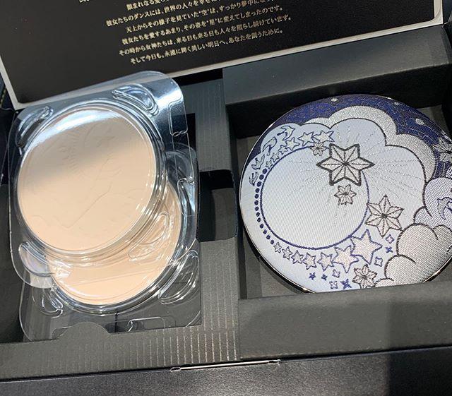 #decorte #marcelwanders face powder 30000 yen with 2 refills
