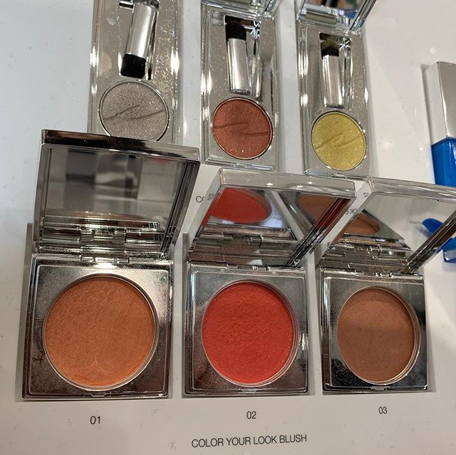 #RMK eyeshadow and blush