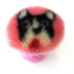 Animal face brushes