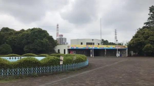 宇都宮市駅東口公園