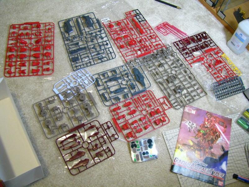 TT Hongli Gundam Astraea Review (1/6)