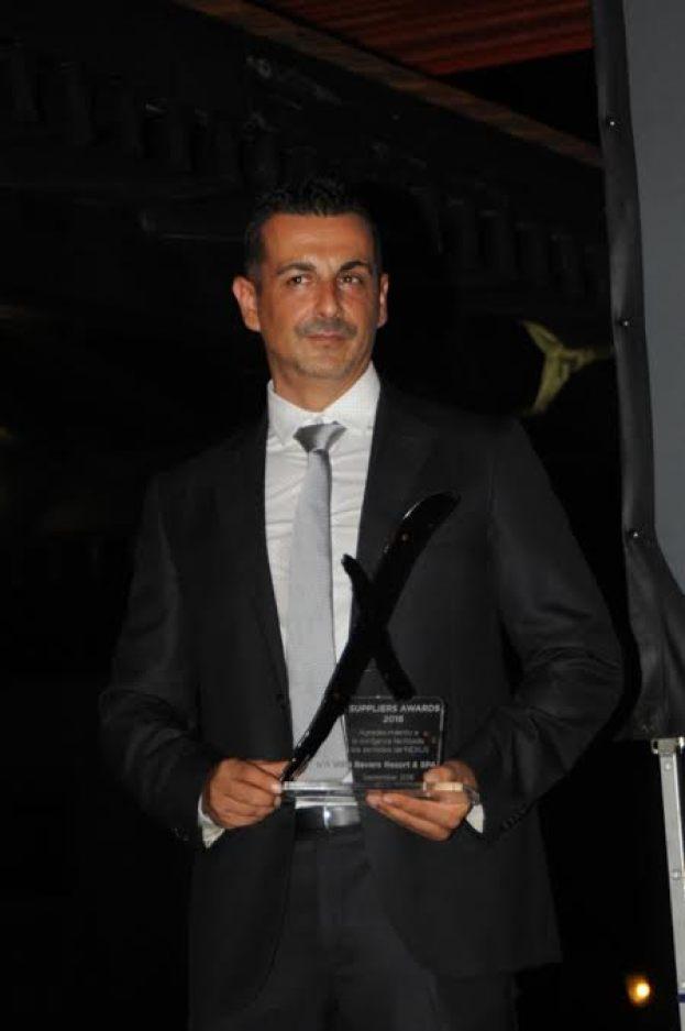Carlos Jiménez Ruiz, director de Desarrollo Área del Caribe de la cadena IFA Grupo Lopesan.