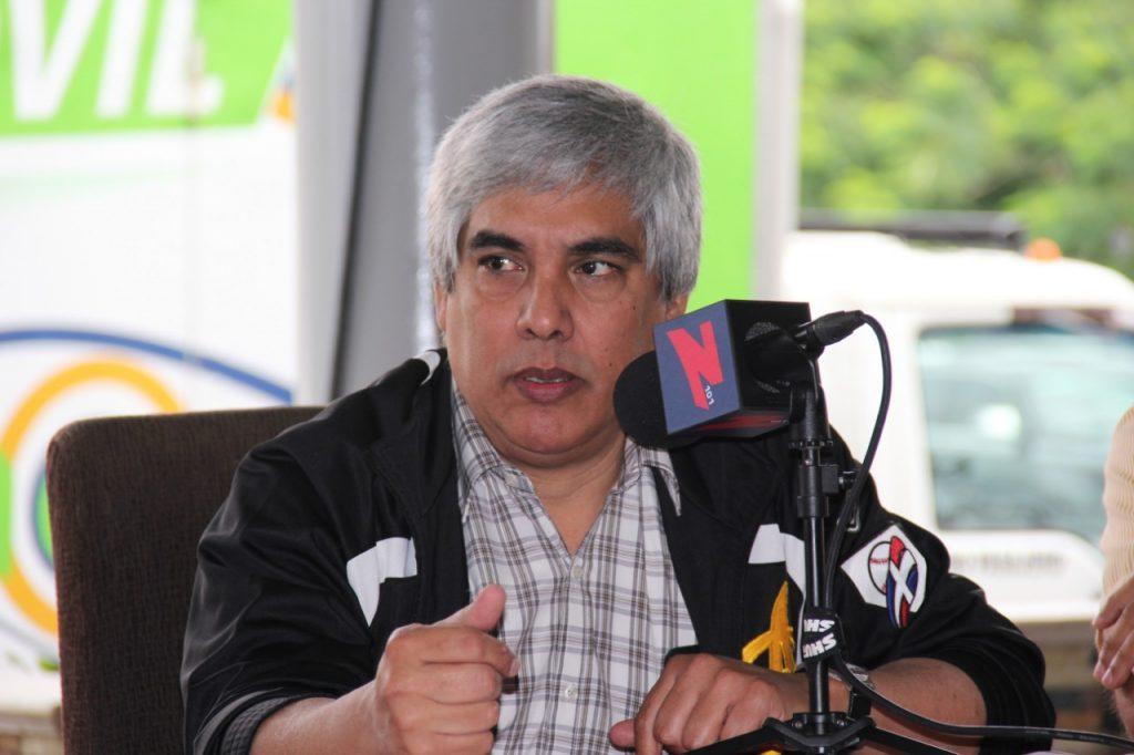 Águilas Cibaeñas suspenden de manera indefinida a comentarista Luichy Sánchez