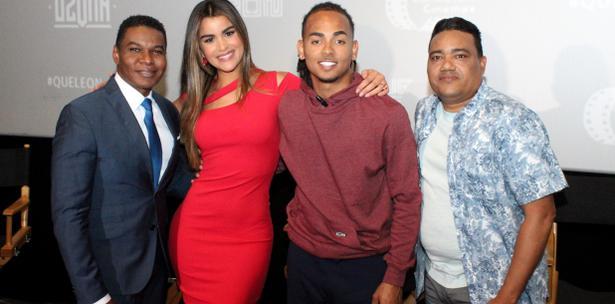 """Caribbean Cinemas y su agresivo mercadeo de la película """"Qué León"""""""