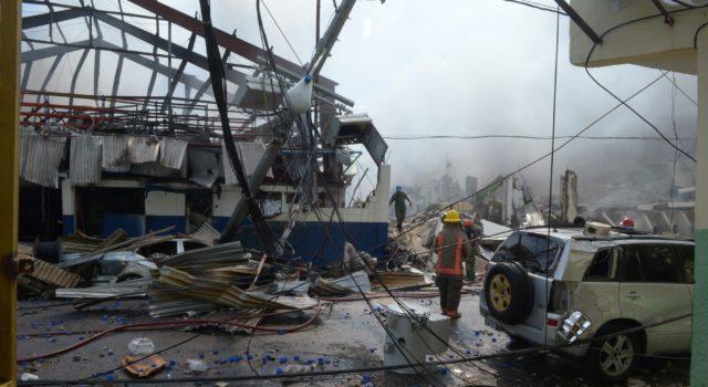 Aumenta a 8 el número de muertos tras explosión en Polyplas