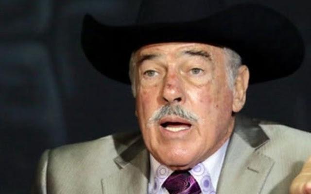 Andrés García revela que Luisito Rey le pidió ayuda para matar a la madre de Luis Miguel
