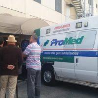 Audio- Pidieron depósito para atender a David Ortiz, clínica dice aún no le han pagado