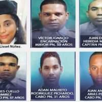 Este lunes conocerán medida de coerción a exfiscal y agentes DNCD Villa Vásquez