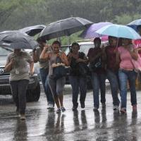 COE emite alerta verde a 16 provincias por incidencias de vaguada