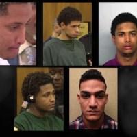 """Condenan al asesino de Lesandro """"Junior"""" Guzmán a cadena perpetua"""