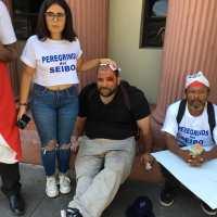 Heridos y detenidos en la marcha de los peregrinos de El Seibo
