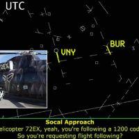 AUDIO: El diálogo entre el piloto de Kobe Bryant y la torre de control
